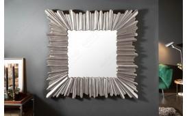 Specchio di design ROME SILVER