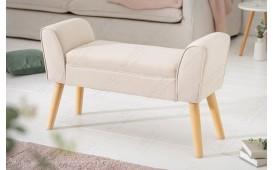 Designer Sitzbank CHARLOTTE BEIGE-NATIVO™ Möbel Schweiz
