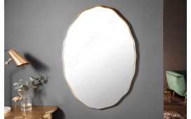 Specchio di design ELEGANT GOLD