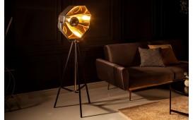 Designer Stehleuchte SESSION L BLACK GOLD-NATIVO™ Möbel Schweiz