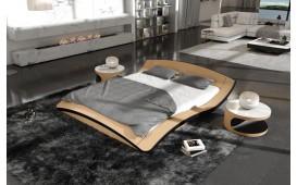 Designer Lederbett ASTRID by ©iconX STUDIOS-NATIVO™ Möbel Schweiz