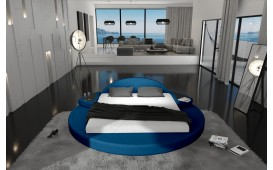 Letto di design PLUTO by ©iconX STUDIOS