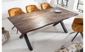 Table Design ALMERE ANTIK 160 cm-NATIVO™ Möbel Schweiz