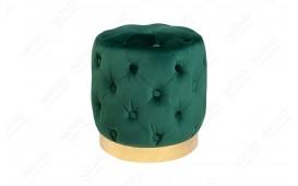 Tabouret Design  ROCCO CHESTER GREEN GOLD-NATIVO™ Möbel Schweiz