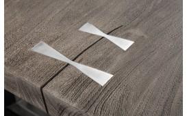 Designer Esstisch TAURUS GREY Artwork 240 cm-NATIVO™ Möbel Schweiz