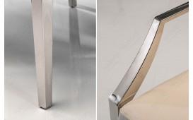 Designer Stuhl ROCCO BEIGE II MIT ARMLEHNE-NATIVO™ Möbel Schweiz