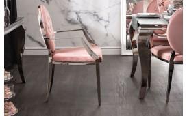 Designer Stuhl ROCCO ROSE II MIT ARMLEHNE-NATIVO™ Möbel Schweiz