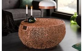 Table basse Design POCAHONTAS HANDLE COPPER 80 cm