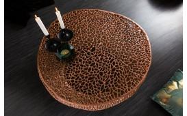 Designer Couchtisch POCAHONTAS HANDLE COPPER 80 cm-NATIVO™️ Möbel Schweiz