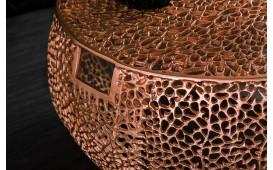Table basse Design POCAHONTAS HANDLE COPPER 80 cm-NATIVO™️ Möbel Schweiz