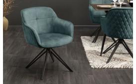 Chaise Design MASSIVO PETROL-NATIVO™️ Möbel Schweiz