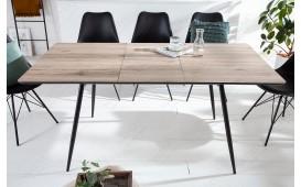 Table Design MARTA 120-160cm-NATIVO™️ Möbel Schweiz