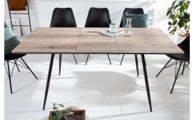 Tavolo da pranzo MARTA 120-160cm-NATIVO™️ Möbel Schweiz