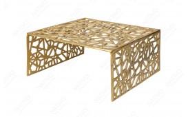 Designer Couchtisch MOZAIK GOLD-NATIVO™️ Möbel Schweiz