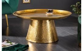 Table basse Design BOHO GOLD IV-NATIVO™️ Möbel Schweiz