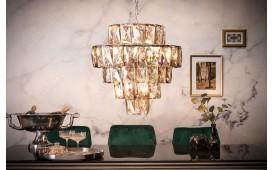 Designer Hängeleuchte CRISTALLO-NATIVO™️ Möbel Schweiz