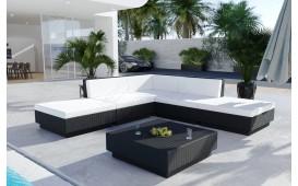 Rattan Lounge Garten Set CORALE v1-NATIVO™️ Möbel Schweiz