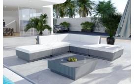 Lounge Set en rotin CORALE jardin (6 pièces) V2-NATIVO™️ Möbel Schweiz