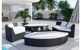 Salon Lounge en rotin FELIX jardin (6 pièces) V1-NATIVO™️ Möbel Schweiz