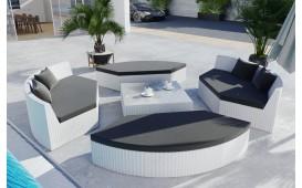 Set Lounge in rattan FELIX giardino (6 pezzi) V2-NATIVO™️ Möbel Schweiz