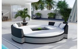 Salon Lounge en rotin FELIX jardin (6 pièces) V2-NATIVO™️ Möbel Schweiz