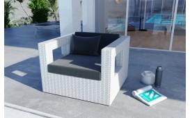 Rattan Lounge GROOVE Garten (5.tlg.) - v2-NATIVO™️ Möbel Schweiz