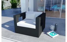 Salon Lounge en rotin GROOVE jardin (5 pièces) V2-NATIVO™️ Möbel Schweiz