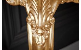 Console Design ROME GOLD XL-NATIVO™️ Möbel Schweiz