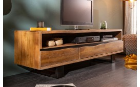 Meuble TV Design TAURUS DARK