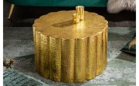 Table basse Design LIQUOR GOLD