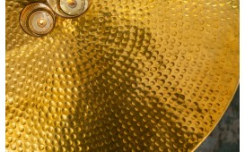 Designer Couchtisch AMELLIA GOLD-NATIVO™ Möbel Schweiz