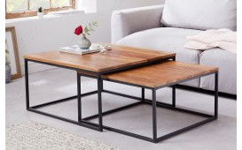 Table basse Design HAROLD 2 SET-NATIVO™ Möbel Schweiz