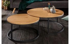 Designer Couchtisch CALEB 2er SET-NATIVO™ Möbel Schweiz