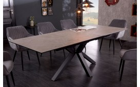 Tavolo da pranzo LIMBO BETON 180-225 cm-NATIVO™️ Möbel Schweiz