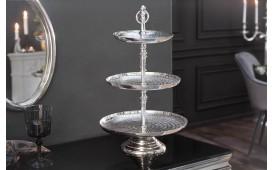 2 x Présentoir à gâteaux design CLARA 50 cm -NATIVO™ Moebels Suisse