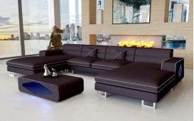 Designer Sofa GREGORY XXL DUO mit LED -NATIVO™️ Möbel Schweiz