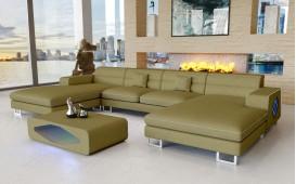 Canapé Design GREGORY XXL DUO avec éclairage LED-NATIVO™️ Möbel Schweiz