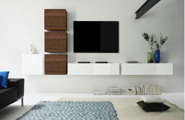 Designer Wohnwand FERMO-NATIVO™️ Möbel Schweiz