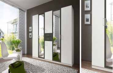 Designer Kleiderschrank MONACO V1-NATIVO™️ Möbel Schweiz