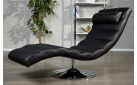 Poltrona Relax LUXO BLACK