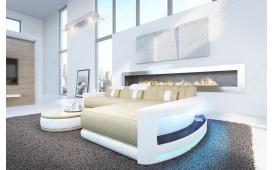 Designer Sofa ATLANTIS MINI mit LED Beleuchtung