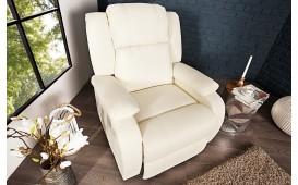 Designer Relaxsessel AMERICANA WHITE