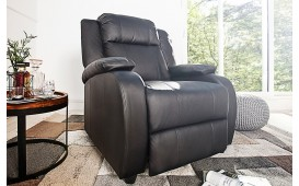 Fauteuil Relax AMERICANA BLACK