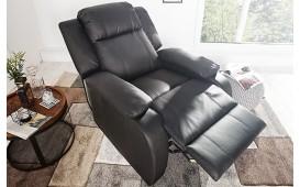 Designer Relaxsessel AMERICANA BLACK