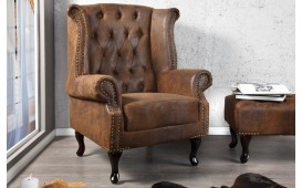 Poltrona Relax CHESTERFIELD ANTIK