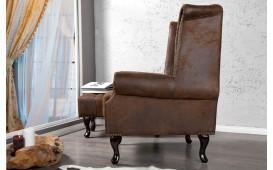 Designer Relaxsessel CHEASTER ANTIK