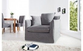 Designer Relaxsessel HAVAN GREY