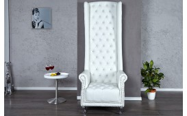 Fauteuil Relax ROYALS WHITE