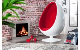 Designer Relaxsessel SUAVE RED