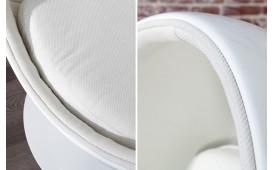 Designer Relaxsessel SUAVE WHITE
